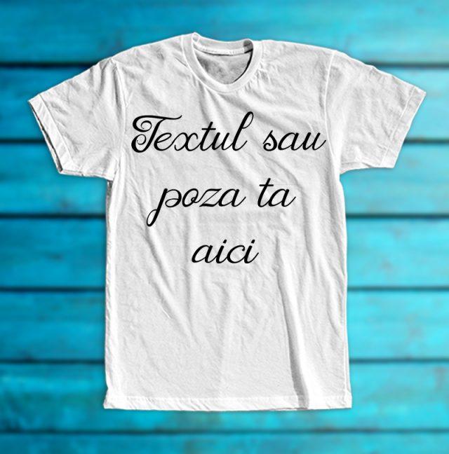 tricouri personalizate