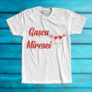 "Tricou ""Gasca miresei"""