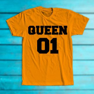 """Tricou """"Queen 01"""""""